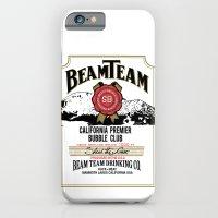 iPhone & iPod Case featuring Beam Team by Blake Smisko