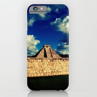 iPhone & iPod Case featuring El Castillo by Derek Fleener