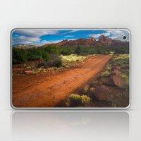 Red Desert Day Laptop & iPad Skin
