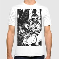 This Must Be The Place Mens Fitted Tee White SMALL