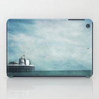 brighton pier iPad Case