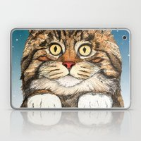 Feline Forest Laptop & iPad Skin