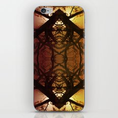 Quad tree #2 iPhone & iPod Skin
