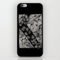 Drawing 3 iPhone & iPod Skin