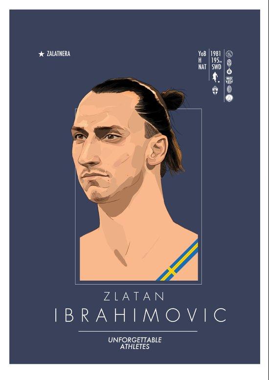 Ibra Art Print
