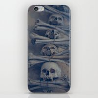 Kostnice iPhone & iPod Skin