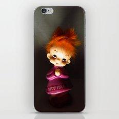 I Wuv You iPhone & iPod Skin