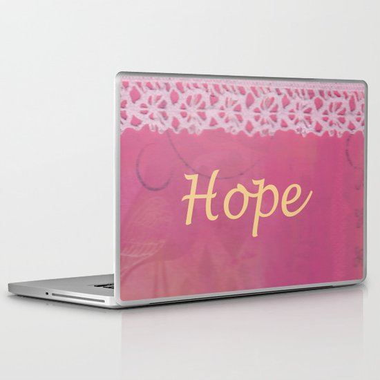 Hope #2 Laptop & iPad Skin