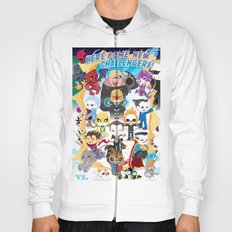 ULTIMATE MARVEL VS CAPCOM 3 ROBOTICS Hoody