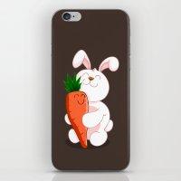 Bunny Luv! iPhone & iPod Skin