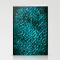 Snake Skin - For Iphone Stationery Cards