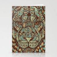 Lion (Royal) Stationery Cards