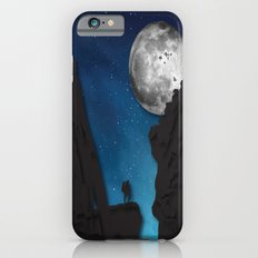 In The Middle Of Nowhere iPhone 6 Slim Case