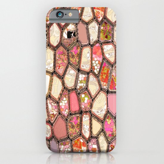 Cells in Pink iPhone & iPod Case
