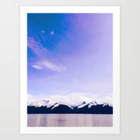 The North Art Print