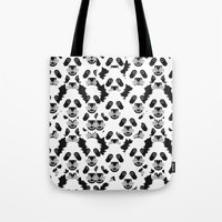 The Unlikely Orgy Tote Bag