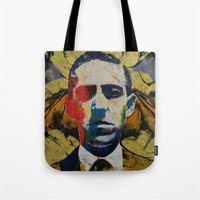 Lovecraft Tote Bag