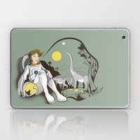 The Time Traveler Laptop & iPad Skin
