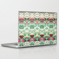 Vintage Style Lace  Laptop & iPad Skin