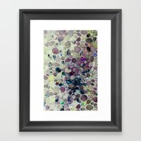 Splash 2 Framed Art Print