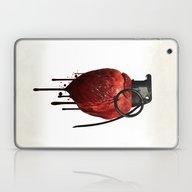 Heart Grenade Laptop & iPad Skin