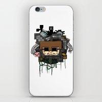 CRAFT - Book Cover iPhone & iPod Skin