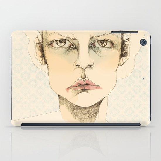 """""""portrait of anybody"""" iPad Case"""