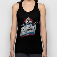 Cylons Huminfectant Spray  Unisex Tank Top