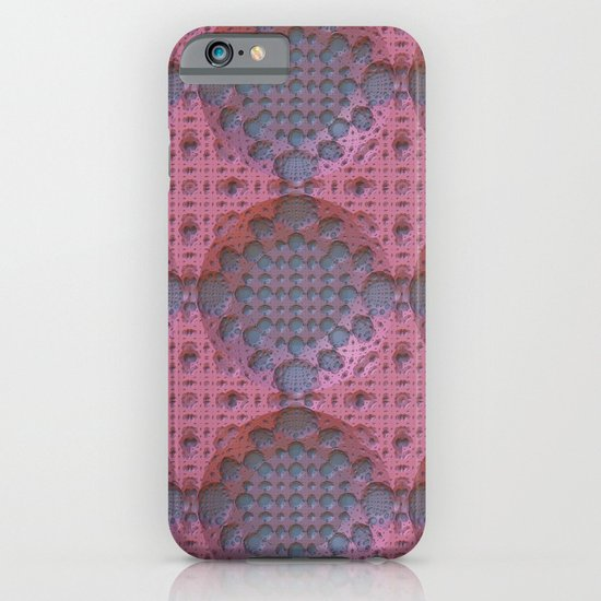 Recessed Lace iPhone & iPod Case