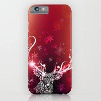 Christmas Deer iPhone 6 Slim Case