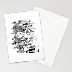 Monster Mash Stationery Cards