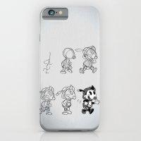 Cartoon Character Step B… iPhone 6 Slim Case