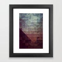 fylk Framed Art Print