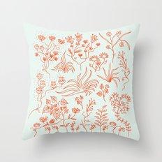 Plant Lyfe (no.3) Throw Pillow