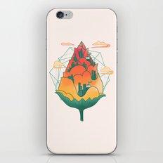 City In Bloom iPhone & iPod Skin