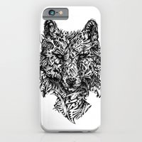 iPhone & iPod Case featuring Hunter by René Campbell