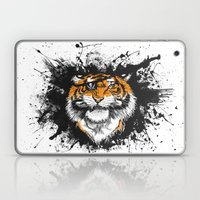 TigARRGH!! (Orange) Laptop & iPad Skin