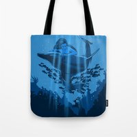 The Underwater Fantasy Tote Bag