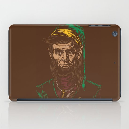 Abraham LINKoln iPad Case