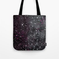 Chemical Reaction Tote Bag