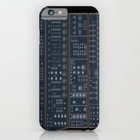 Modular Synth iPhone 6 Slim Case