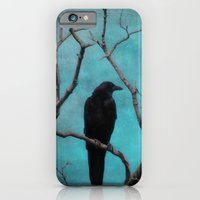 iPhone & iPod Case featuring Aqua by The Strange Days Of Gothicolors
