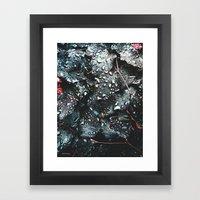 fresh morning Framed Art Print