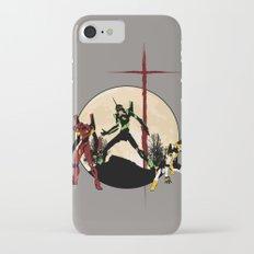 Neon Genesis Evangelion - Hill Top iPhone 7 Slim Case
