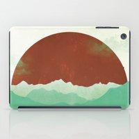 Sunset Valley iPad Case
