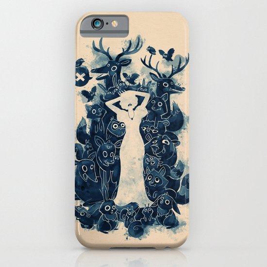 Dark Forest iPhone & iPod Case