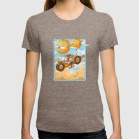 Air Cycle Championship 1916 Womens Fitted Tee Tri-Coffee SMALL