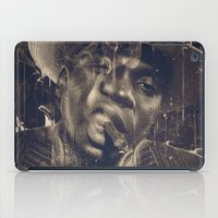 DARK SMOKE iPad Case