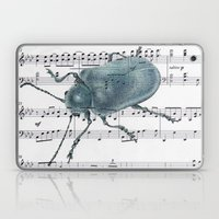 Music Beetle Laptop & iPad Skin