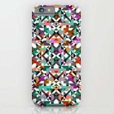 Aztec Geometric Reflection I Slim Case iPhone 6s